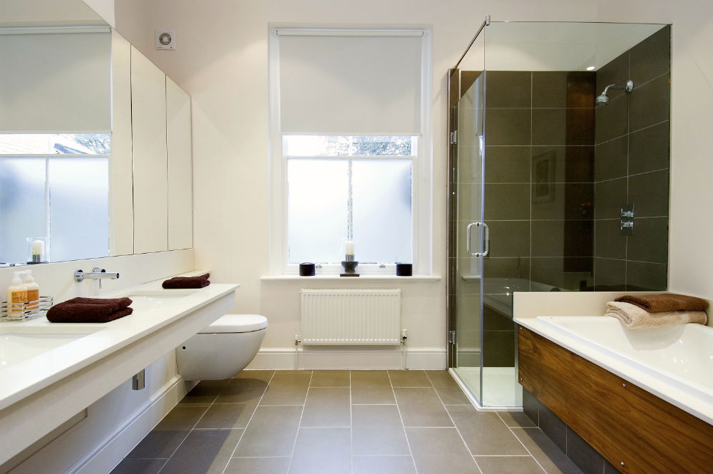 Chelsea interior developments beautiful bathroom in wandsworth - Beautiful bathroom s ...