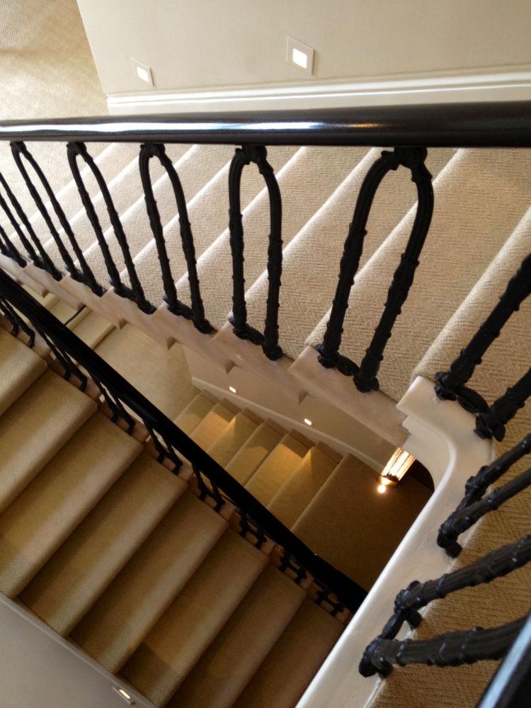 Lighting Basement Washroom Stairs: John Cullen Stair Lighting In Knightsbridge