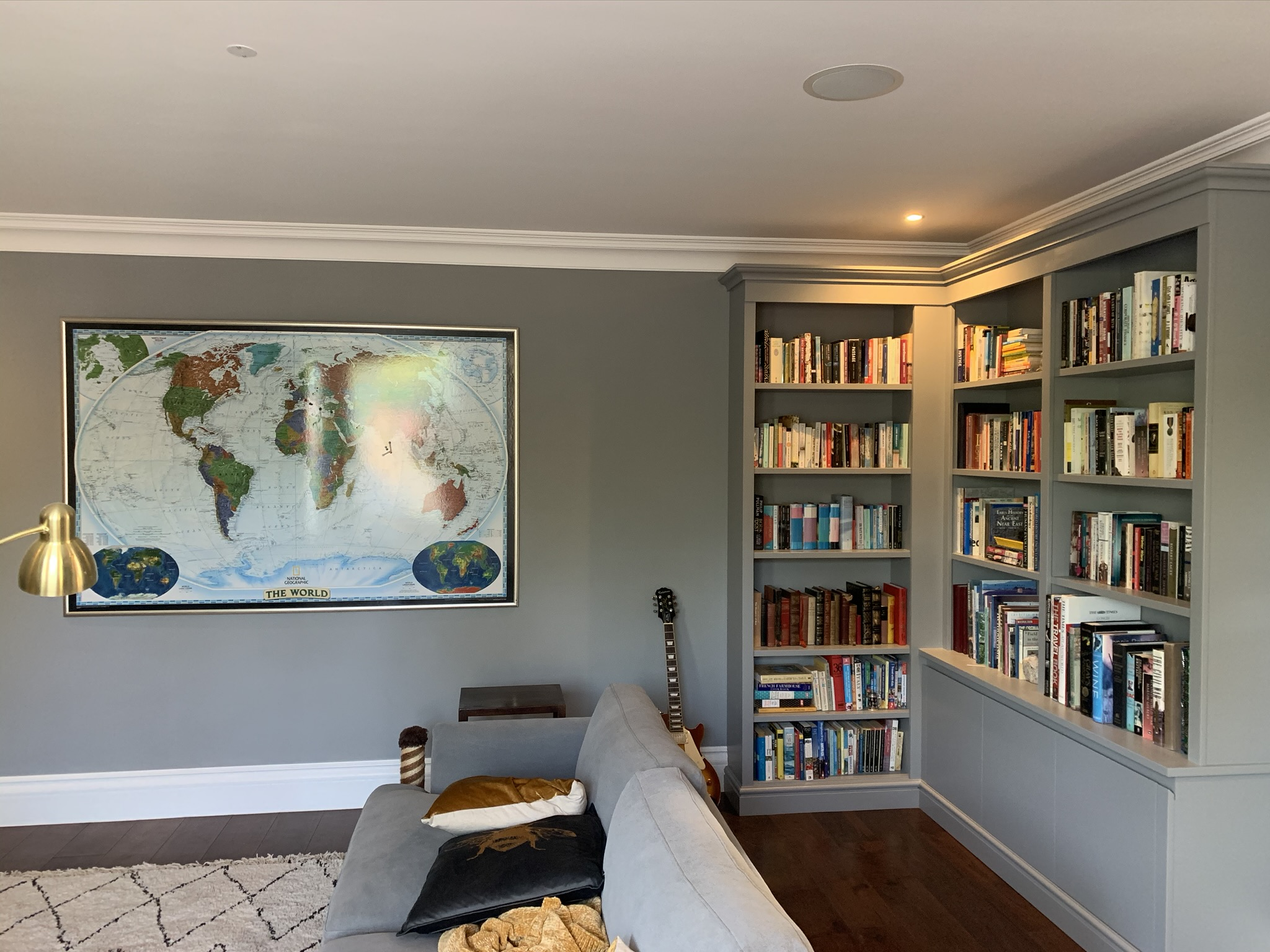 New library room